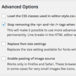 WordPress4.3(以降)でPS Disable Auto Formattingが使えない件。