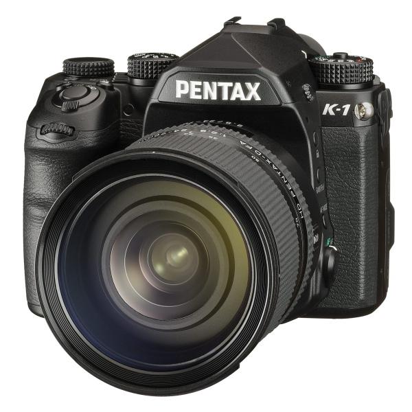 フルサイズ一眼レフ・ペンタックスK-1ついに正式発表。