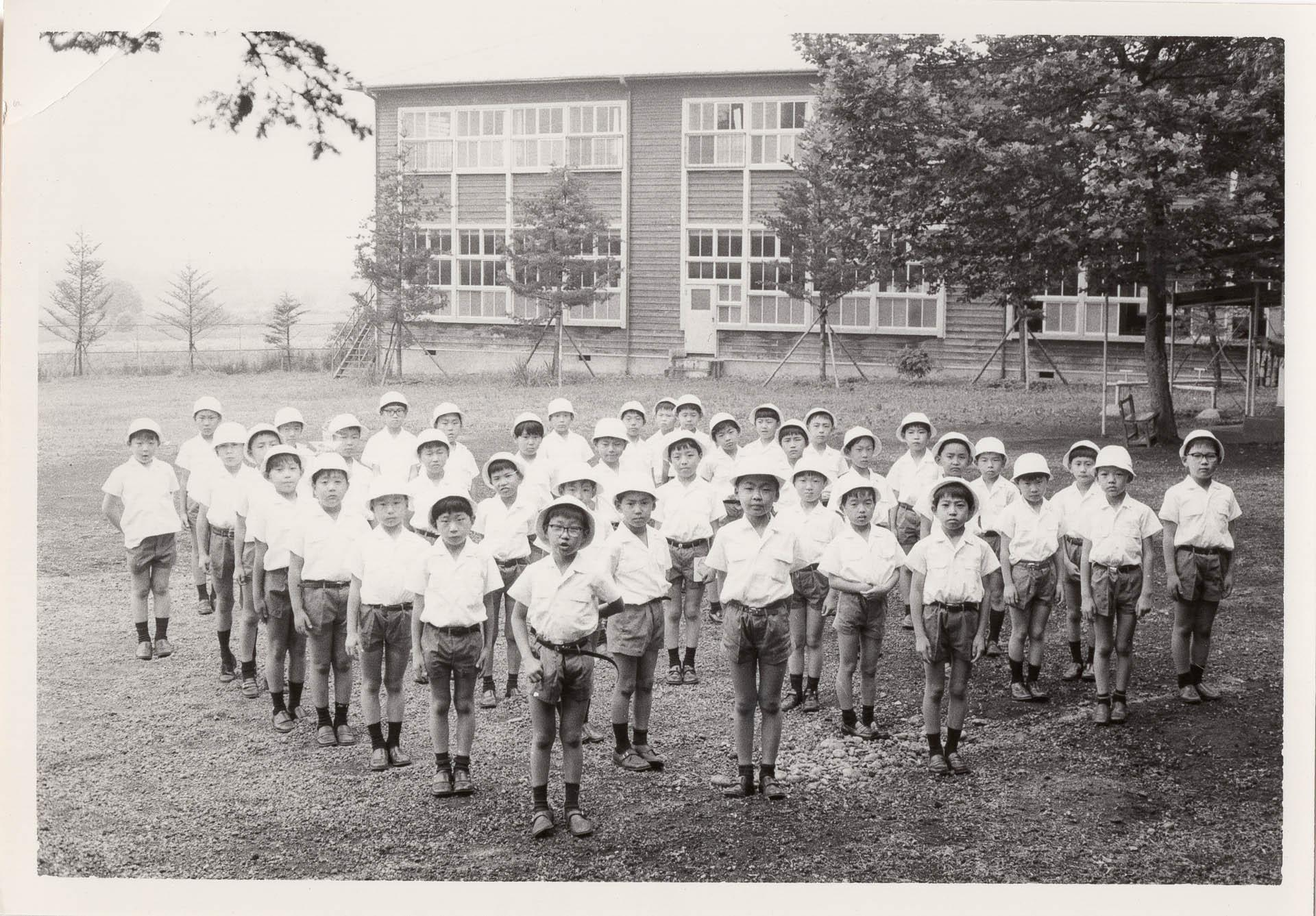 【古いアルバム】1969-1975立教小学校。